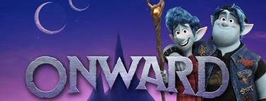 Tráiler en español de 'Onward', la nueva película de animación de Disney Pixar, con dos elfos adolescentes del siglo XXI