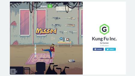 Kung Fu Inc