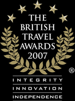 España premiada en los British Travel Awards 07
