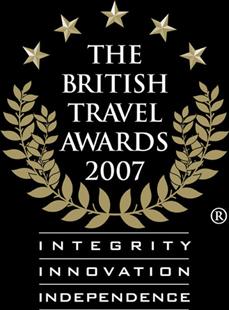 España premiada en los British Travel Awards 07