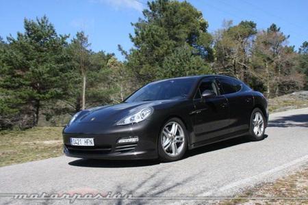 Porsche Panamera S Hybrid, prueba (conducción y dinámica)