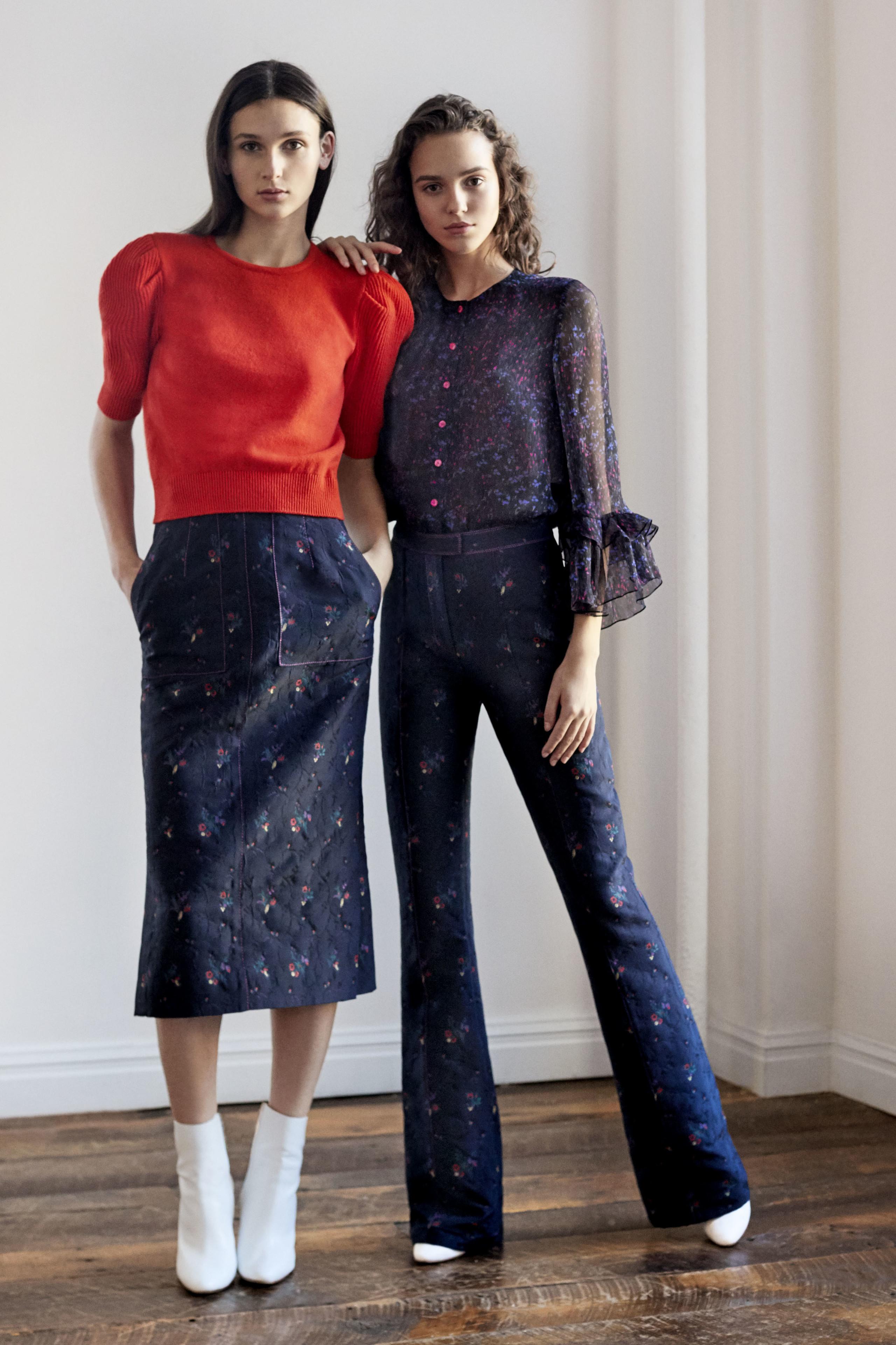 Foto de Carolina Herrera NY Pre Fall 2018: una maravillosa colección de Alta Costura (15/33)