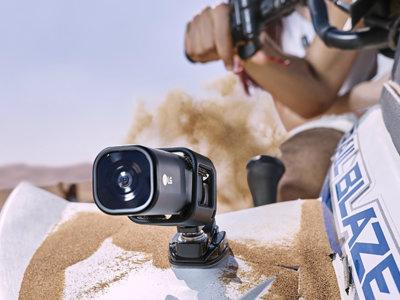 LG lanza su Action Camera LTE, el nuevo integrante de la familia LG Friends