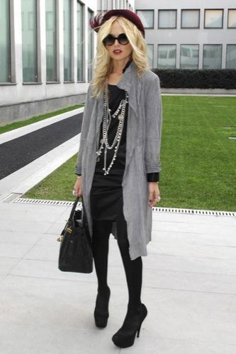 Celebrities en la Semana de la Moda de Milán, Rachel Zoe