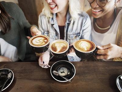 Tres tazas de café al día harán que vivas más