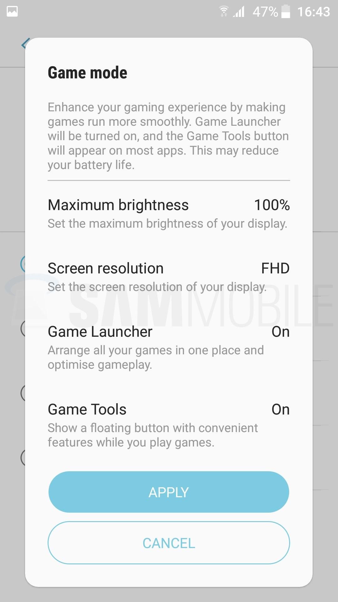 Foto de Capturas Android 7.0 Nougat en el Samsung Galaxy S7 (33/65)