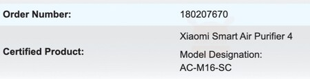 Xiaomi Mi Smart Purifier 4 2048x528