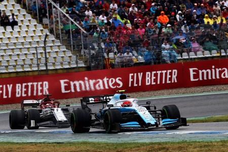 Kubica Alemania F1 2019