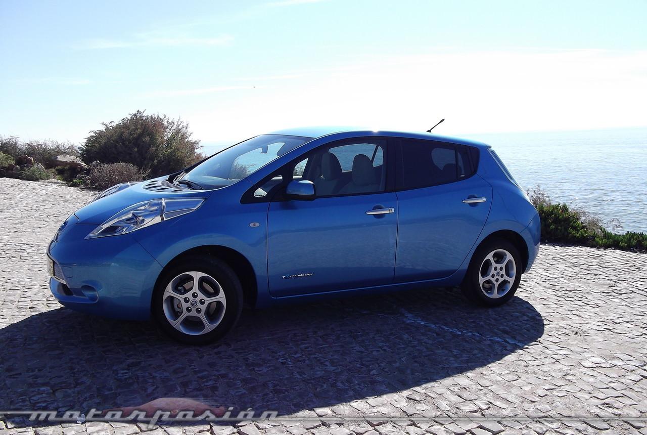 Foto de Nissan Leaf (presentación) (5/58)