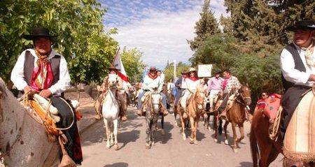 Recrean un Cruce de los Andes histórico