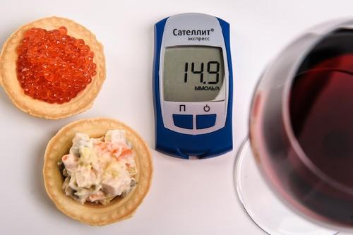 Todos los alimentos que no pueden consumir los diabéticos y su efecto en los que no lo son