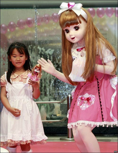 Licca-chan, la Barbie japonesa