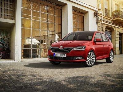 El Škoda Fabia estrena ligeros cambios de cara a 2018 y  estará en el Salón de Ginebra