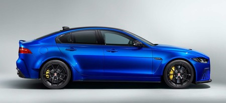 Jaguar Xe Sv Project 8 Touring 1