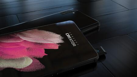 Samsung Galaxy A Camara Pop Up Giratoria 02