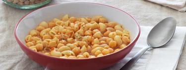 Pasta e ceci: la reconfortante sopa de pasta y garbanzos a la romana