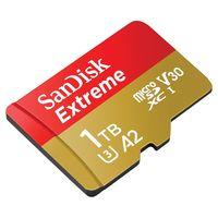 La tarjeta microSD de 1 TB ya está a la venta para quien quiera ampliar al máximo la memoria del móvil (y tenga 530 euros)