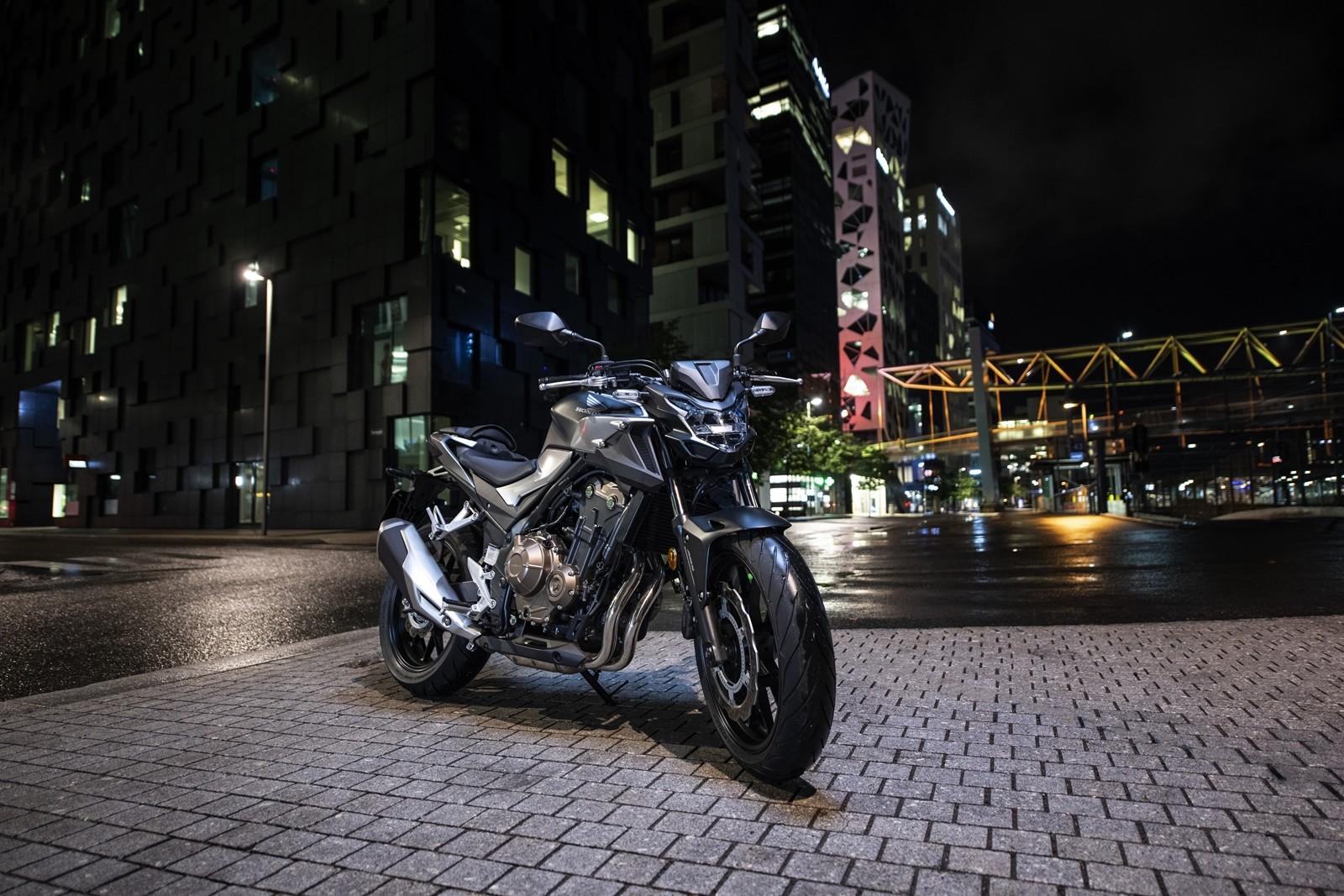 Foto de Honda CB500F 2019 (12/51)