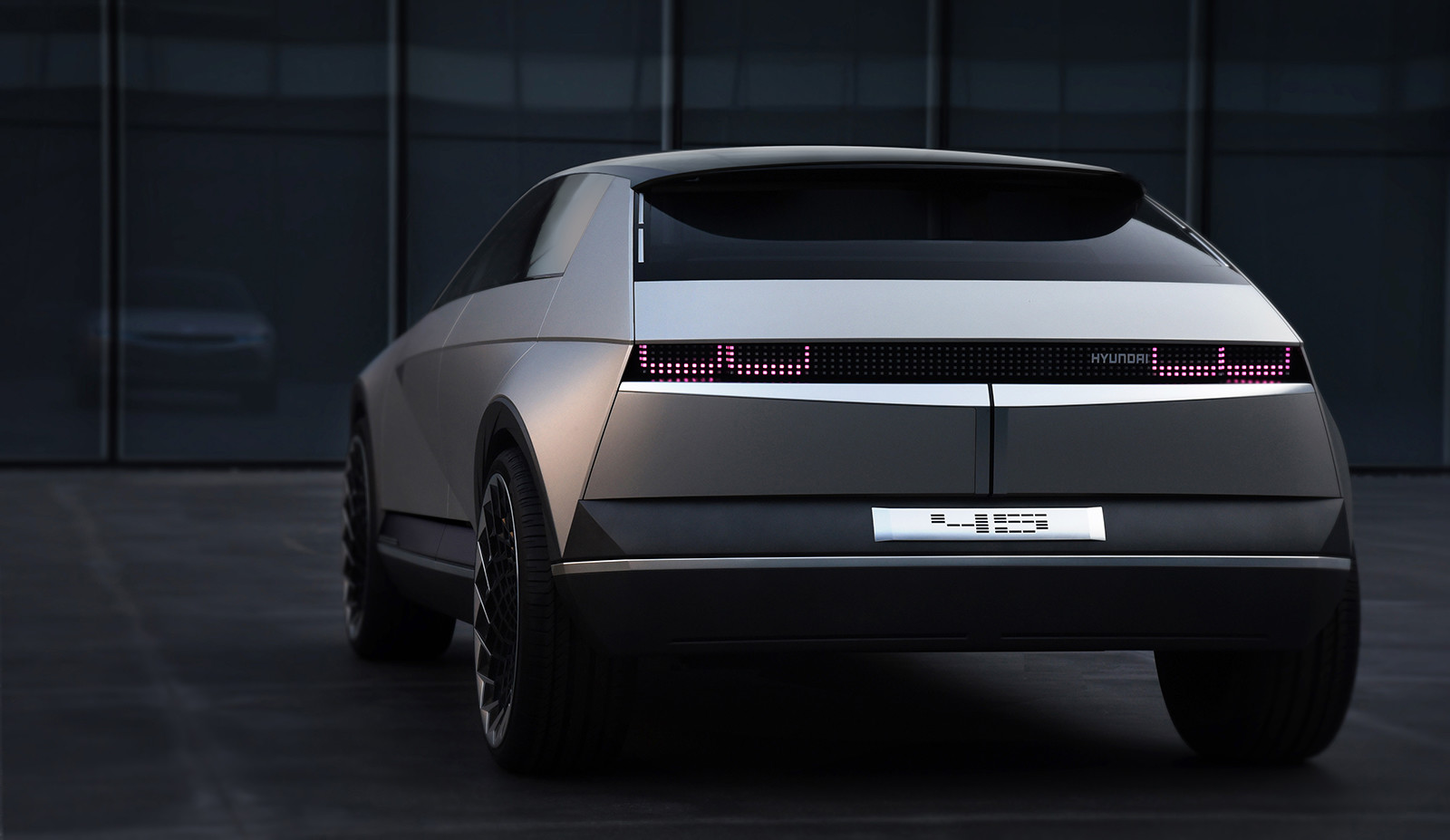Foto de Hyundai 45 EV Concept (12/13)