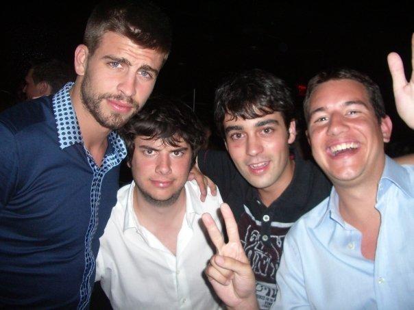 Foto de Las vacaciones de los futbolistas españoles (4/9)