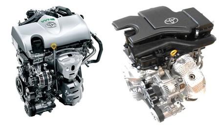 Así son los nuevos motores de Toyota: análisis a fondo
