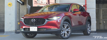 Mazda CX-30, a prueba: un SUV que sube directo al cuadro de honor