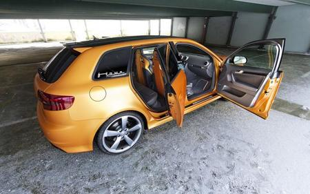 SchwabenFolia Audi RS3 Gorange Metallic