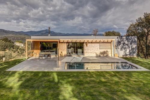 Puertas abiertas: una vivienda que innova en sostenibilidad, con la madera como protagonista