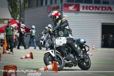 ¿Que me pongo para examinarme del permiso de moto?