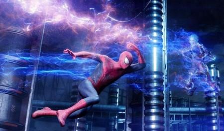 Spider-Man y Electro