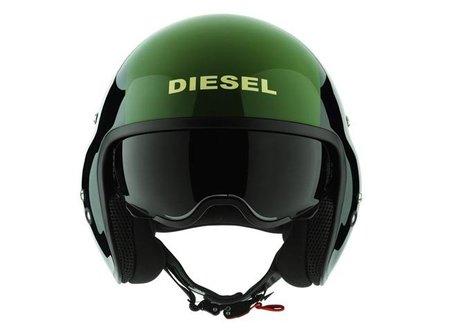 Diesel-AGV Hi-Jack, el casco de piloto para los más custom