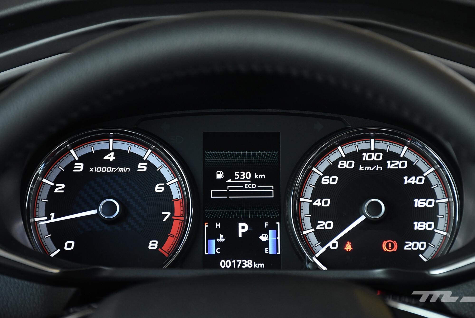 Foto de Mitsubishi Xpander (prueba) (17/27)