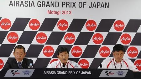 Motegi 2013, rueda de prensa Bridgestone