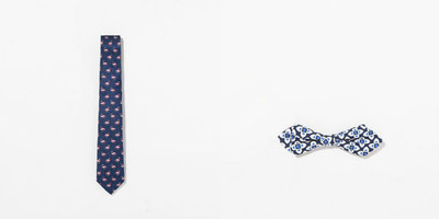 Llegó el momento de decidir: corbatas versus pajaritas para las fiestas y celebraciones de mayo