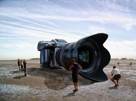 Los guardias de seguridad de los Juegos Olímpicos de Londres 2012 se entrenan para impedir tomar fotografías