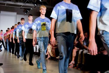 Calvin Klein Collection readapta los clásicos masculinos para su próxima colección Primavera-Verano 2014