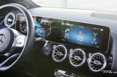 Mercedes Benz Clase B 2019 Prueba 027