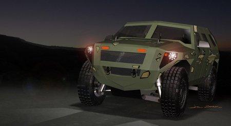 El ejercito norteamericano prepara una flota de Humvees solares