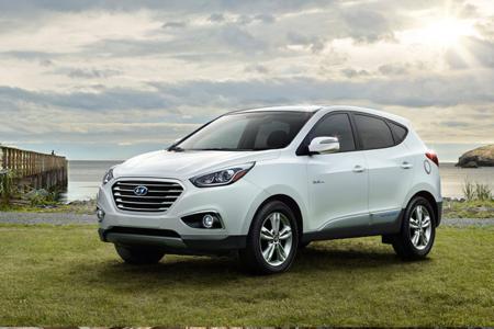Hyundai propone reducir los costos de autos con pila de hidrógeno para 2018