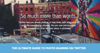 Twitter nos quiere demostrar que es la mejor plataforma para compartir fotografías con una guía