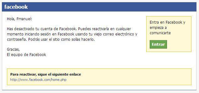 Baja Facebook paso 4