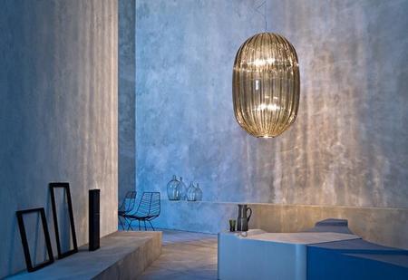 Lámparas de gran formato Plass Lamp de Foscarini