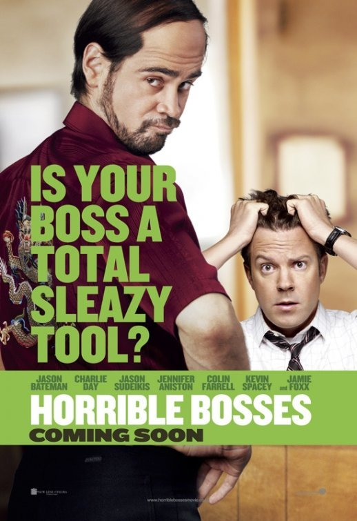 Foto de 'Horrible Bosses', carteles (2/5)