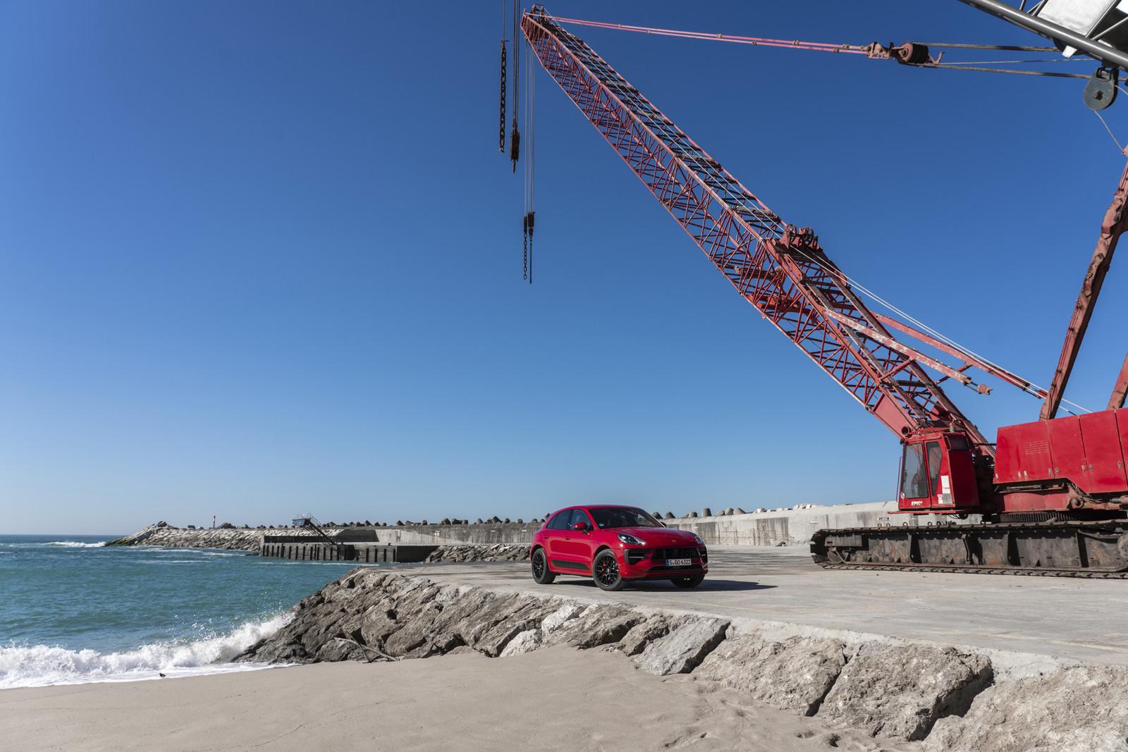 Foto de Porsche Macan GTS 2020 (presentación)q (130/149)