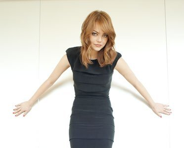 "El look de Emma Stone, protagonista de ""The Amazing Spider-Man"" en Comic-Con"