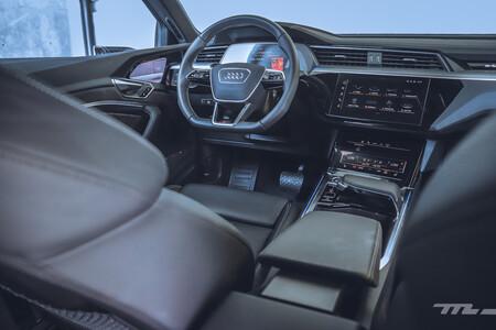 Audi Etron Sportback Matrix Light 2021 Prueba De Manejo Opiniones 82