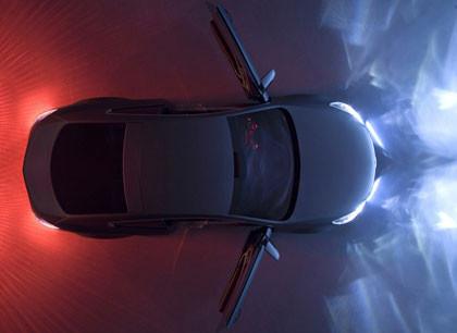 El Opel Coupé GTC Concept desvelado