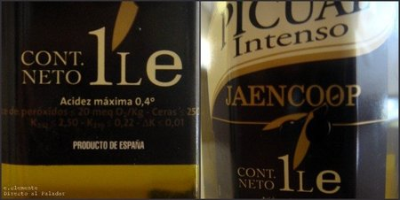 Aceite de oliva virgen extra 2