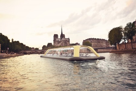 Paris Floating Gym