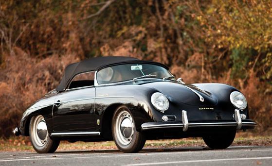 Foto de Porsche 356 Speedster de 1955 (8/11)